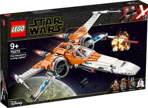 Star Wars 75273 Le chasseur X-wing de Poe Dameron