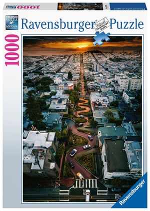 San Francisco 1000 T.