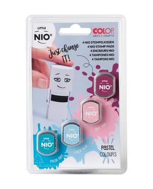 Stempelkissen für Little NIO®, Pastell