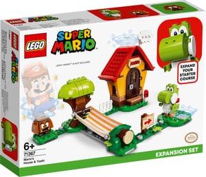 Super Mario Ensemble d'extension La maison de Mario et Yoshi 71367