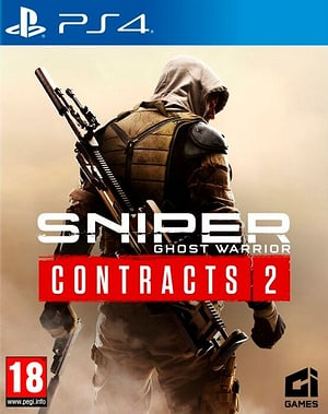 PS4 - Sniper: Ghost Warrior Contracts 2 D