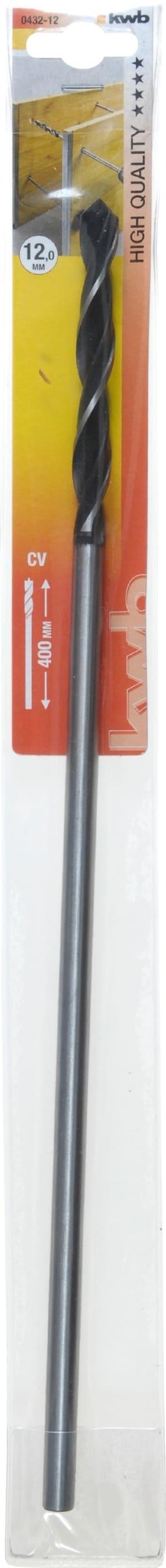 Schalungsbohrer, 400 mm, ø 12 mm