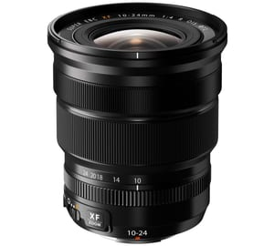 Fujinon XF 10-24mm F4 R OIS, Zoomobjektiv