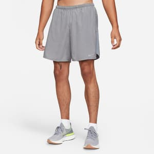 """Challenger 7"""" Brief-Lined Running Shorts"""