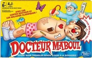 Docteur Maboul (F)