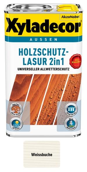 Holzschutzlasur Buche 750 ml