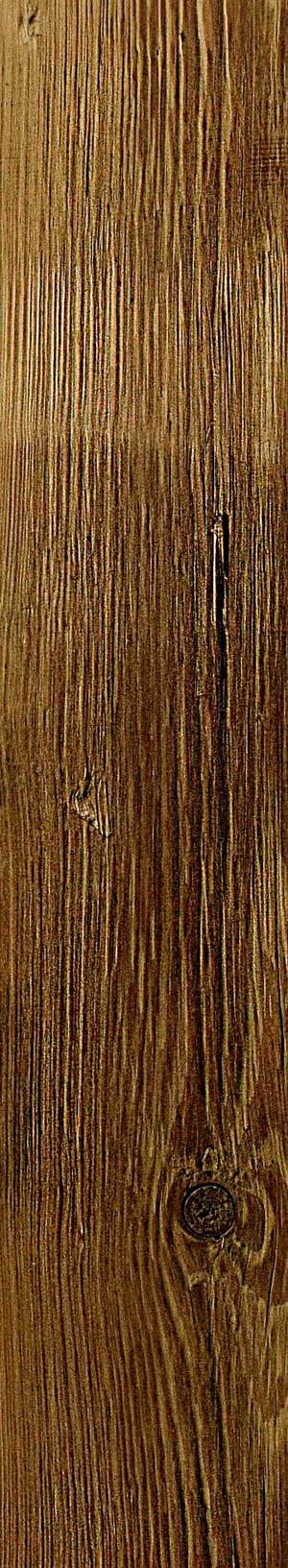 Planches vieux bois marron 20 x 80-120 x 1000 mm 5 pcs.