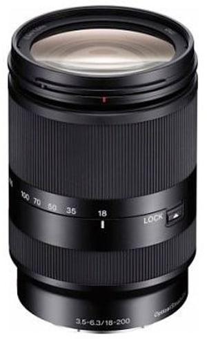 18-200mm F3.5-6.3 OSS LE