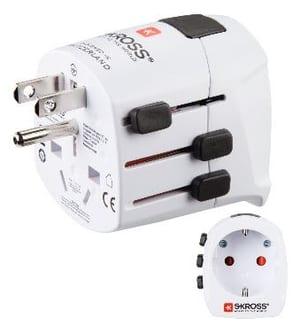 Reiseadapter World PRO Light