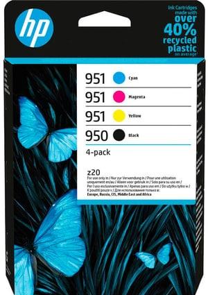Combopack 950/951 CMYBK Tintenpatrone