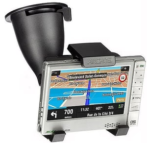 Archos 605 GPS 30GB MP3 Player / GPS / FM Radio