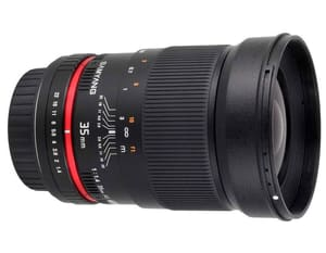 Samyang 35mm / 1.4 AS UMC (Nikon)