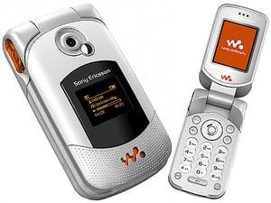 GSM SONY ERICSSON W300I