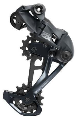Kettenwechsel GX Eagle 12G schwarz