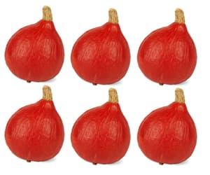 Zucca ornamentale Hokkaido (set di 6)