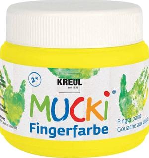 Fingerfarbe Quietsch-Gelb 150ml