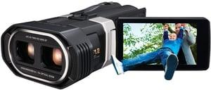 JVC GS-TD1BEU Caméscope Full HD 3D