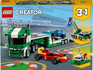 Creator 31113 Rennwagentransporter