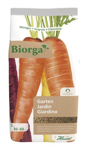 Biorga Gartendünger, 5 kg