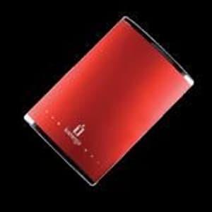 Iomega eGo Portable 250 Red 2.5 PCZ
