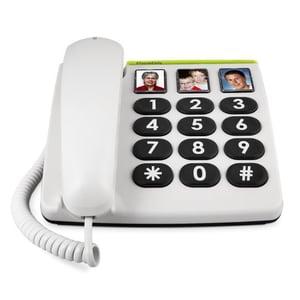Doro PhoneEasy 331ph blanc
