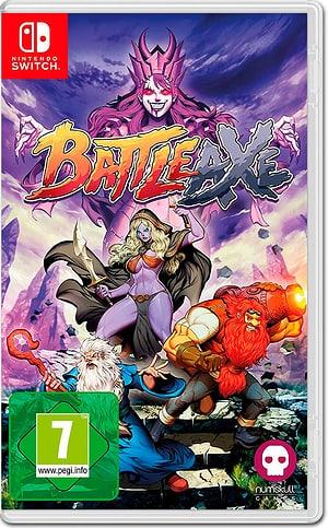 NSW - Battle Axe D