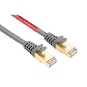 Câble Patch CAT 5 croisé STP 3m Réseau câble PC