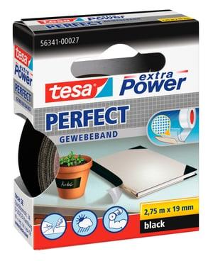 extra Power® Perfect 2.75m:19mm schwarz