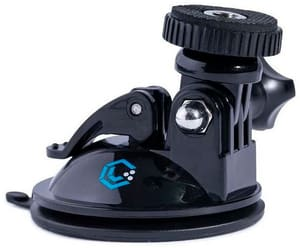 Suction Cup Computer Mount