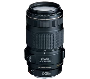 Canon EF 70-300mm 4-5.6 IS USM Premium O