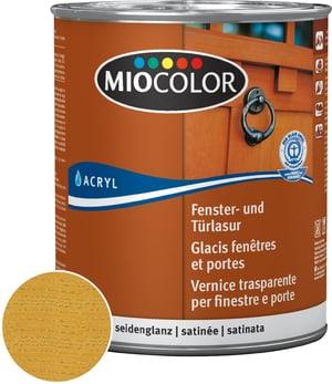 Fenster- und Türlasur Kiefer 750 ml