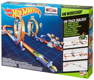 W14 HOT WHEELS LOOPING SUPER-SET