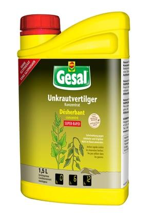 Unkrautvertilger SUPER-RAPID Konzentrat, 1500 ml