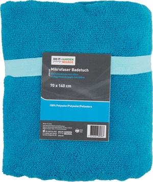 Asciugamano de bagno microfibra