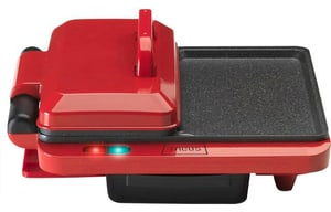 Multigrill 3in1, 1000W, Rouge