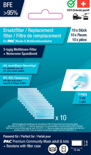 10 Filter Pack Adults