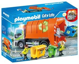 70200 Camion de recyclage des ordures