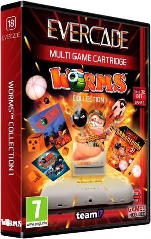 Evercade 18 - Worms Collection 1