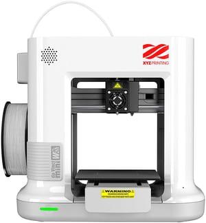 Da Vinci Mini W+ Imprimante 3D blanc
