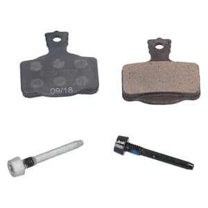 Plaquette de frein MT4/MT6/MT8