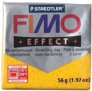 Fimo Soft  Block Eff. Gold