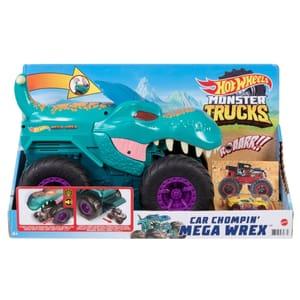 Monster Trucks Car Chompin' Mega-Wrex Vehicule