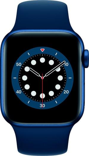 Watch Series 6 LTE 40mm Blue Aluminium Deep Navy Sport Band
