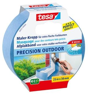 Maler-Krepp PRECISION OUTDOOR ecoLogo® 25m:38mm