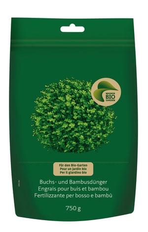 Buchs- und Bambusdünger, 750 g