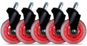 Rubber wheels 160530