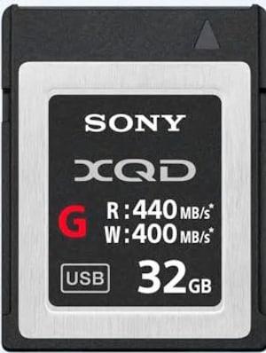 XQD Card 32GB QDG32ER 440MB/s