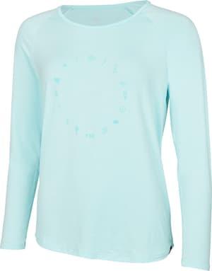 Shirt à manches 3/4 pour femme