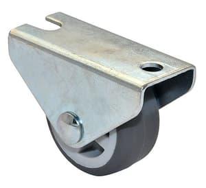 Möbel-Bockrolle D30 mm