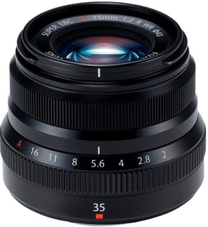 XF 35mm F2.0 R WR schwarz